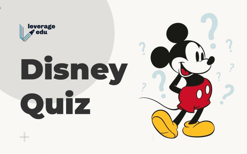 Disney Quiz