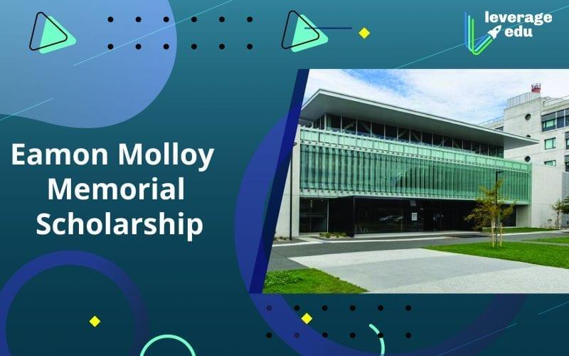 Eamon Molloy Memorial Scholarship