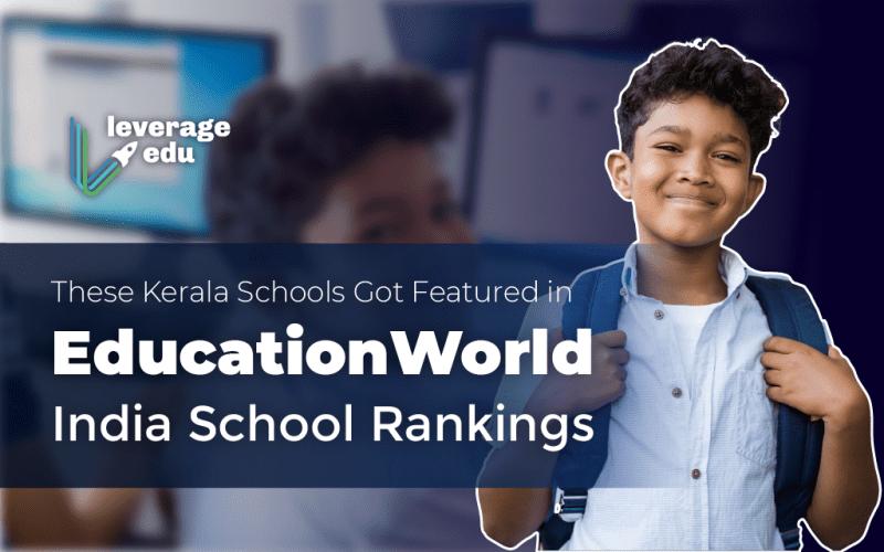 EducationWorld India School Rankings