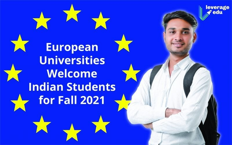 European Universities ready to welcome Indian students
