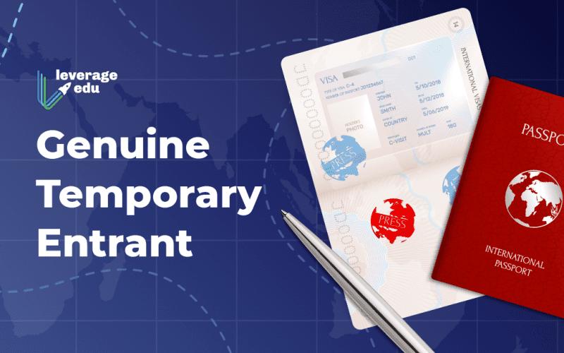 Genuine Temporary Entrant