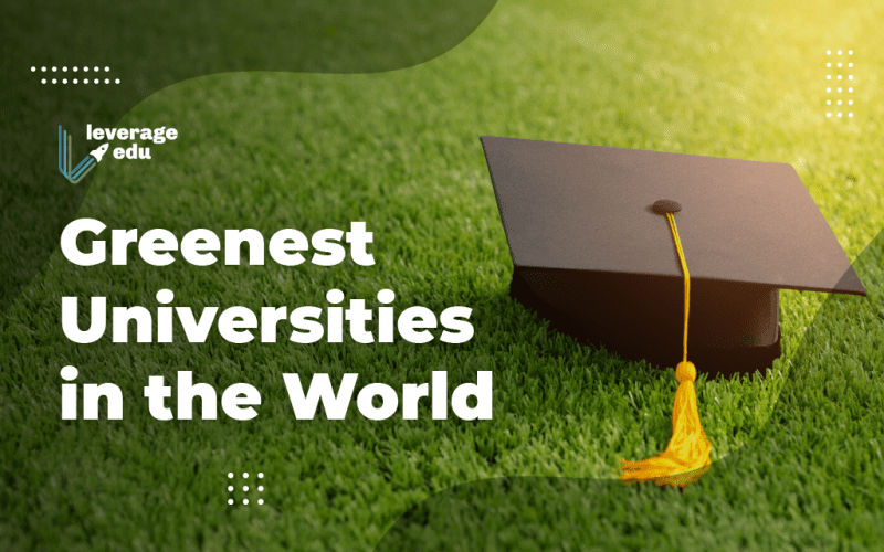 Greenest Universities