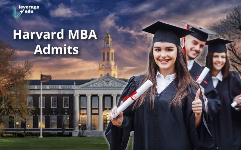 Harvard MBA Admits