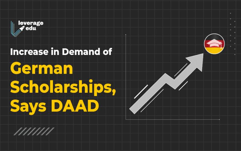 Increase in Demand of German Scholarships
