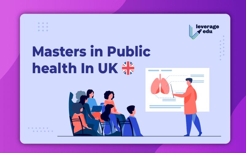 Masters in Public Health in UK
