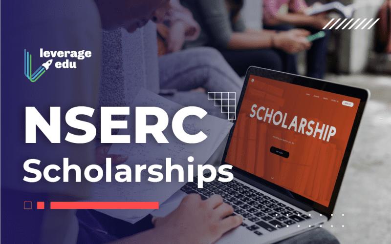 NSERC Scholarships