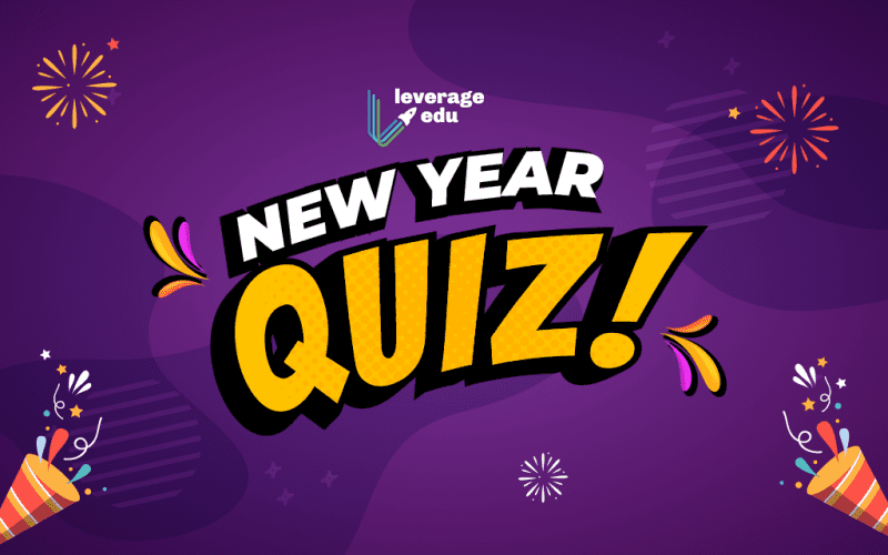 New Year's Quiz