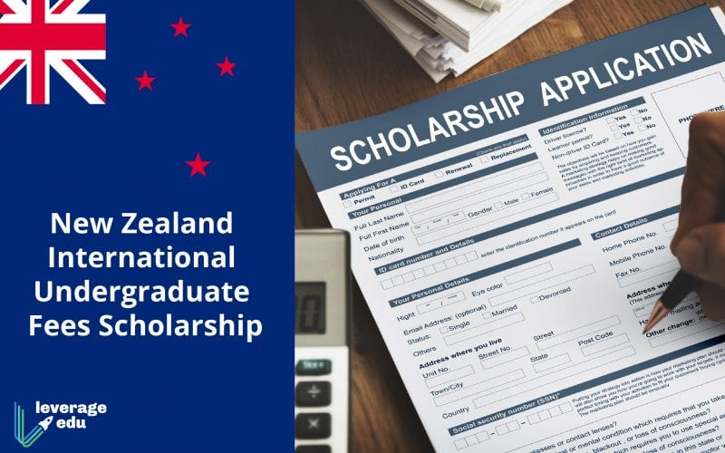 New Zealand International Undergraduate Fees Scholarship