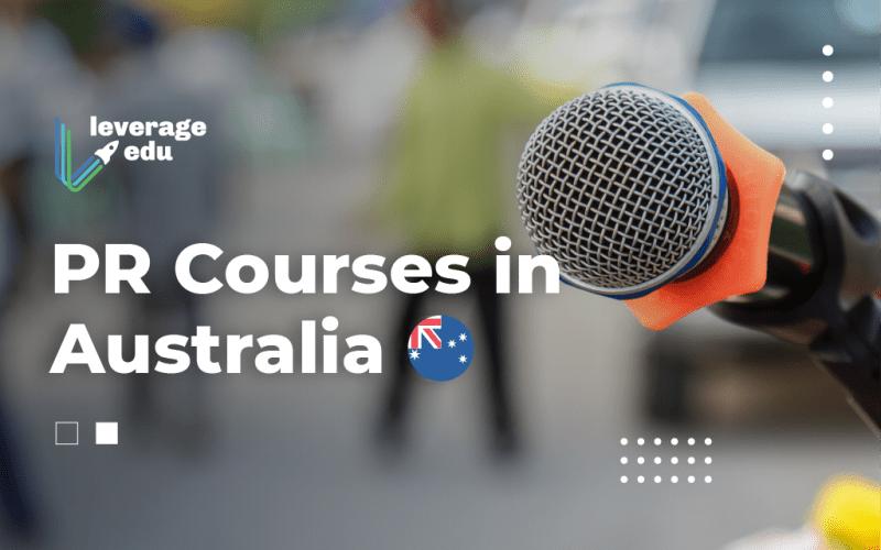 PR Courses in Australia