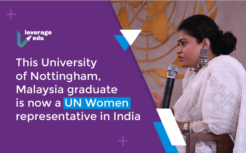 Youngest UN Women Country Representative