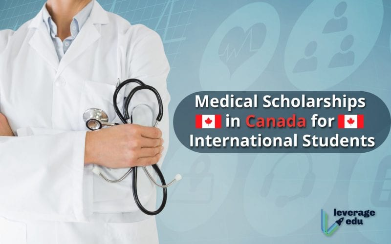 Medical Scholarships in Canada for International Students