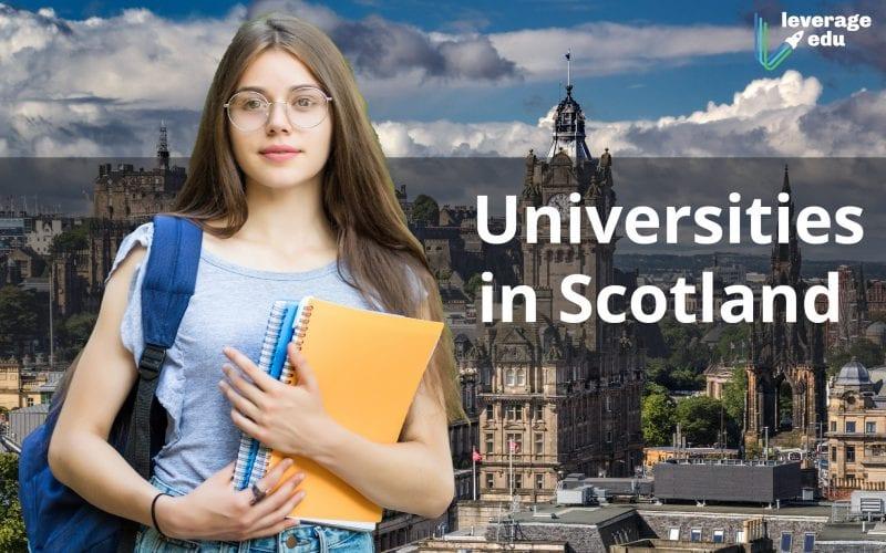 Universities in Scotland