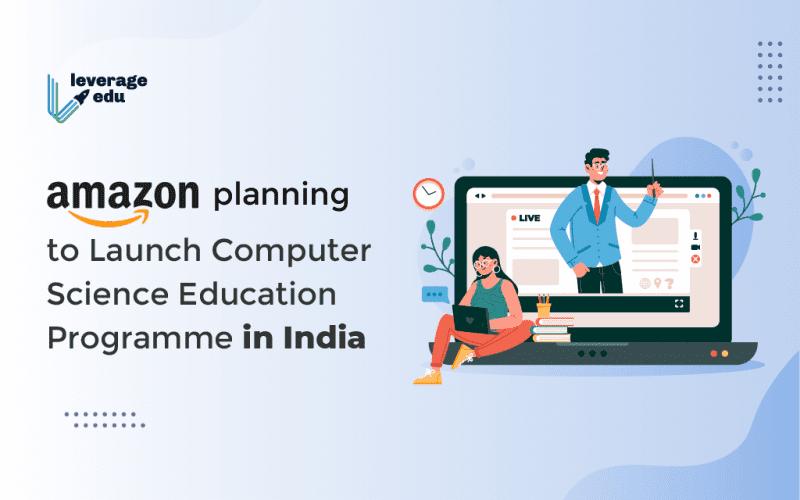Amazon to Launch Future Engineer Program in India