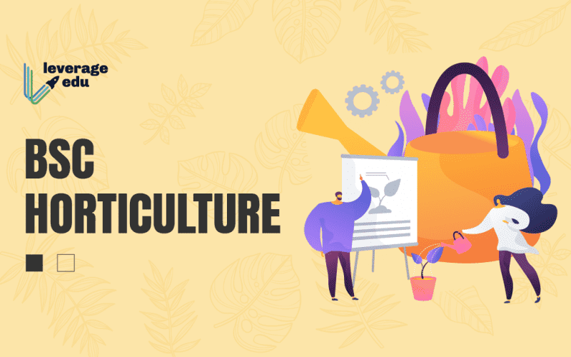 BSc Horticulture
