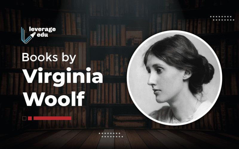 Books by Virginia Woolf