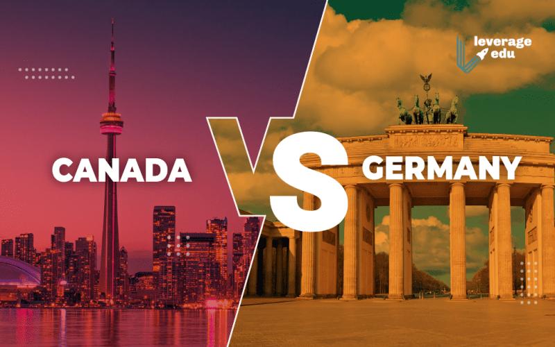 Canada vs Germany