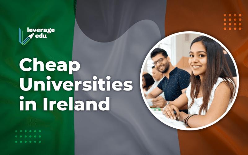 Cheap Universities in Ireland