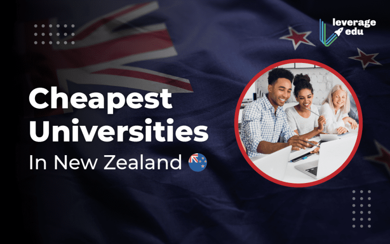 Cheapest Universities in New Zealand