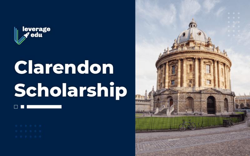 Clarendon Scholarship