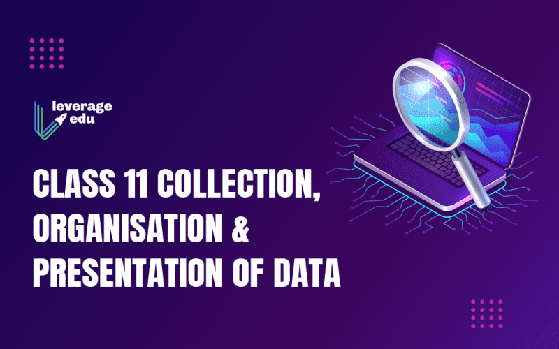 Class 11 Collection Organisation and Presentation of Data