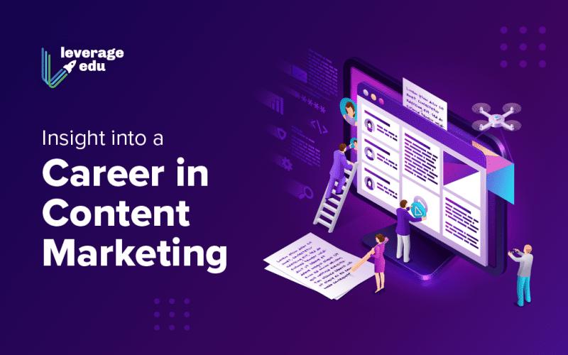 Career in Content Marketing