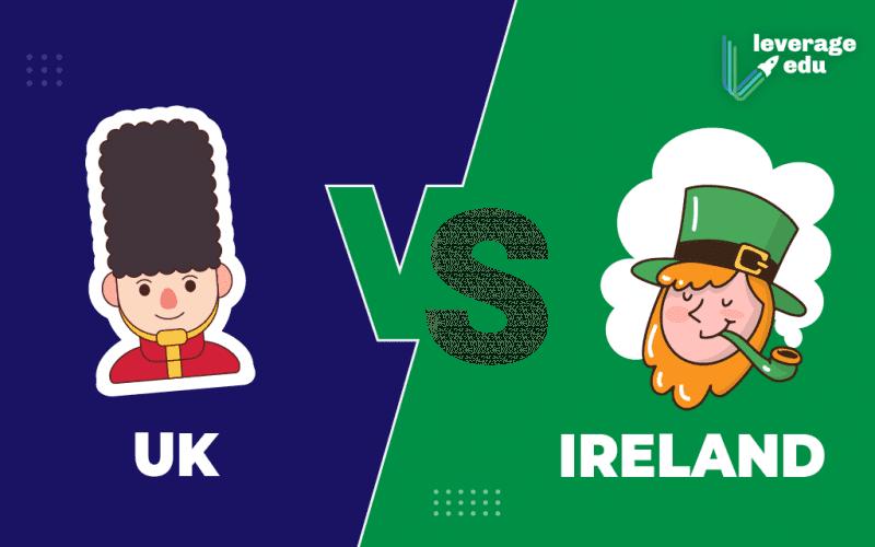 Ireland vs UK