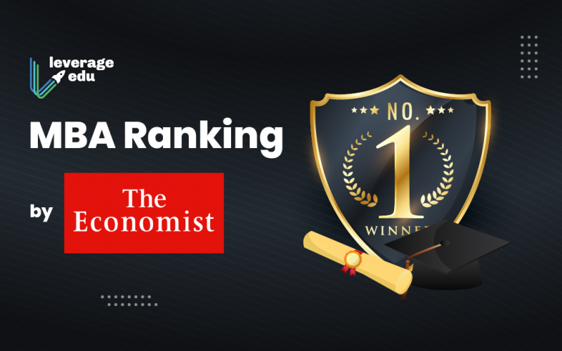 MBA Ranking by The Economist