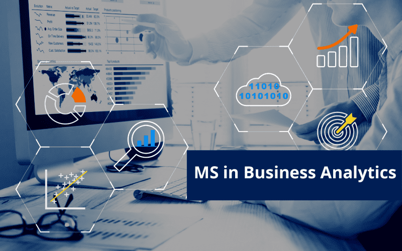 MS in Business Analytics