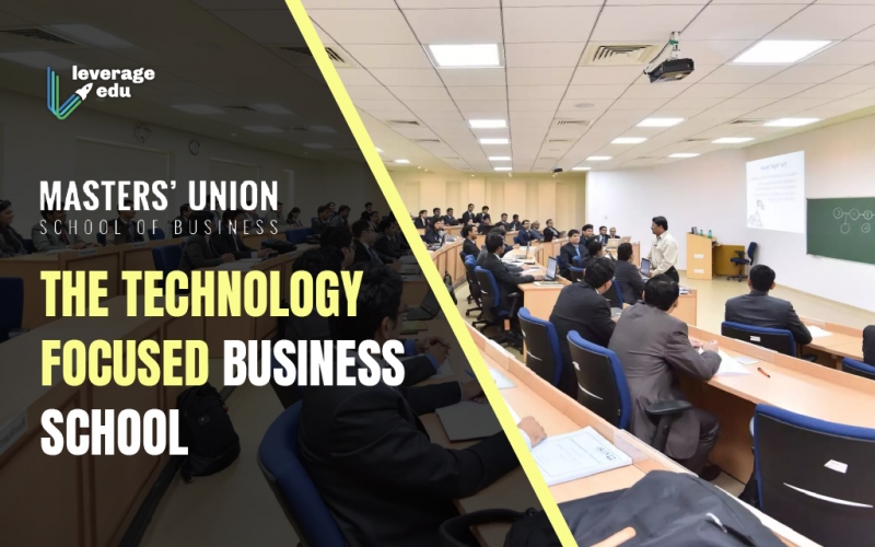 MUSB - The Technology Focused Business School