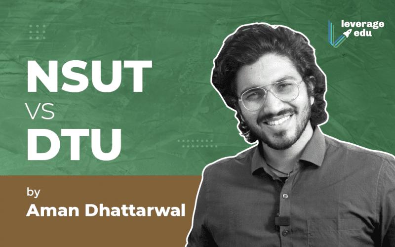 NSUT vs DTU