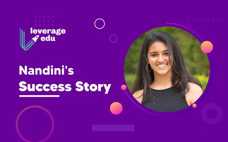 Nandini's Success Story