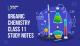 Organic Chemistry Class 11 Study Notes