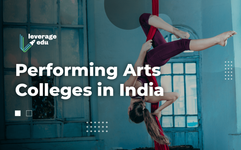 Performing Arts Colleges in India
