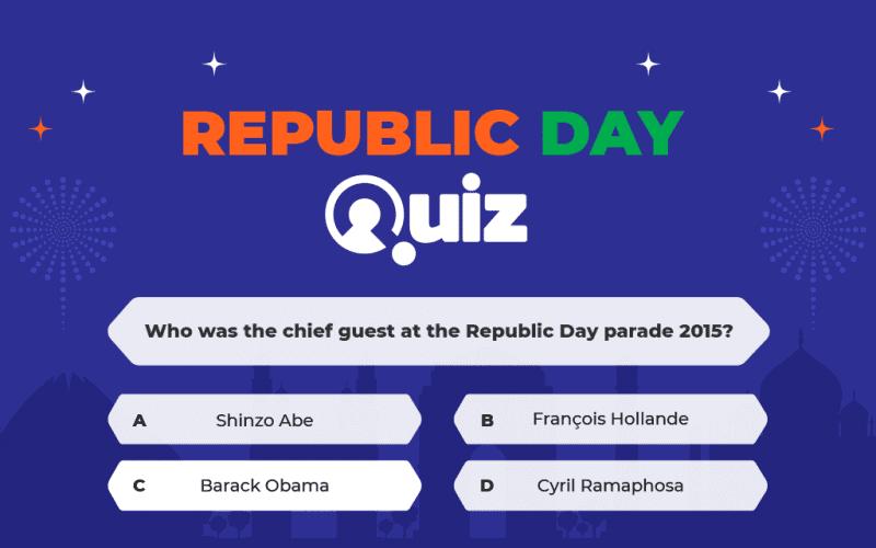 Republic Day Quiz
