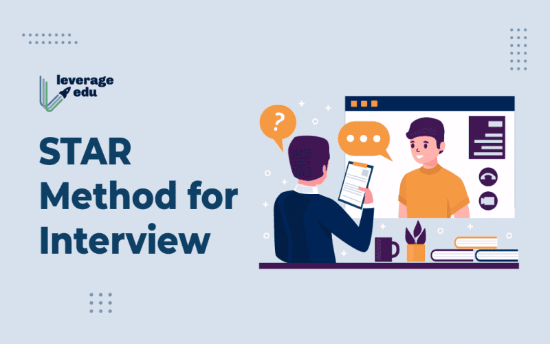 STAR Method for Interview-