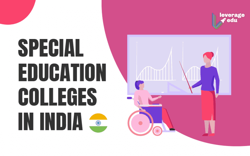 Special Education Colleges in India