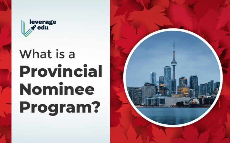 Provincial Nominee Program
