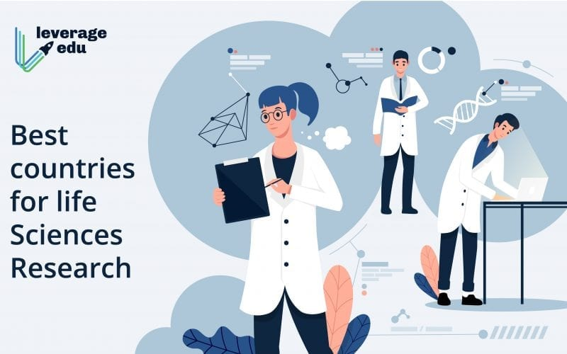 Best Countries For Life Sciences Research
