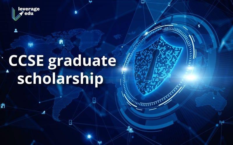 CCSE Graduate Scholarship