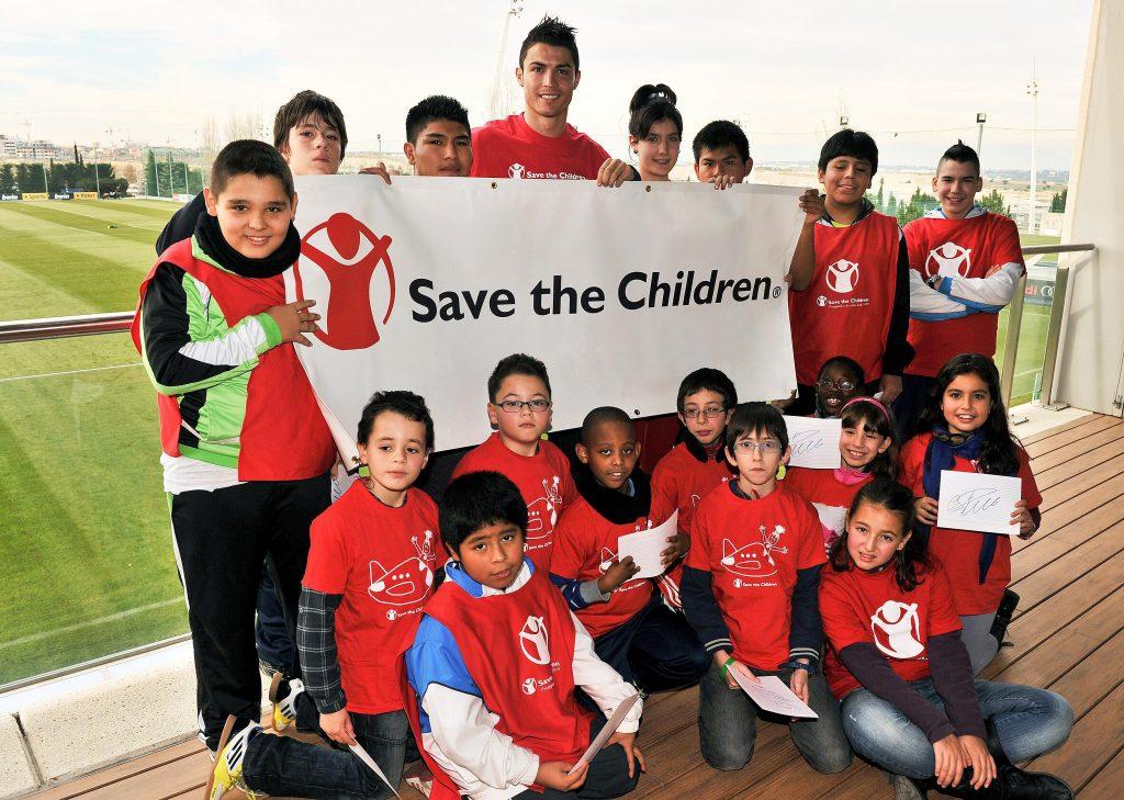 Cristiano Ronaldo - Charity Work