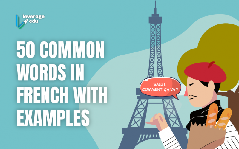 Common Words in French
