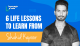 Lessons By Shahid Kapoor