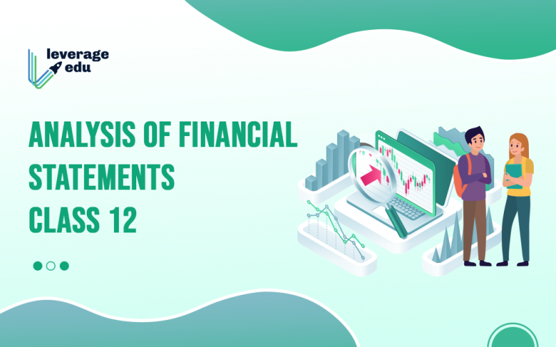 Analysis of Financial Statements Class 12
