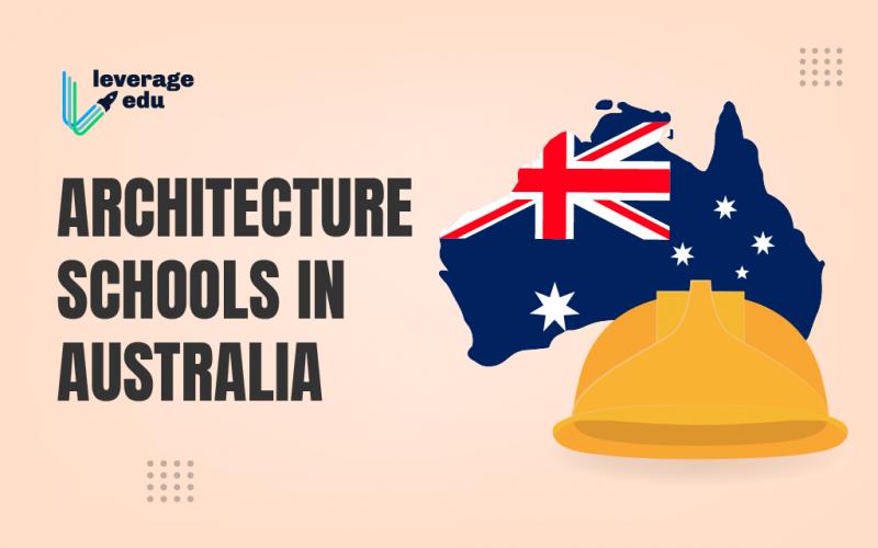 Architecture Schools in Australia