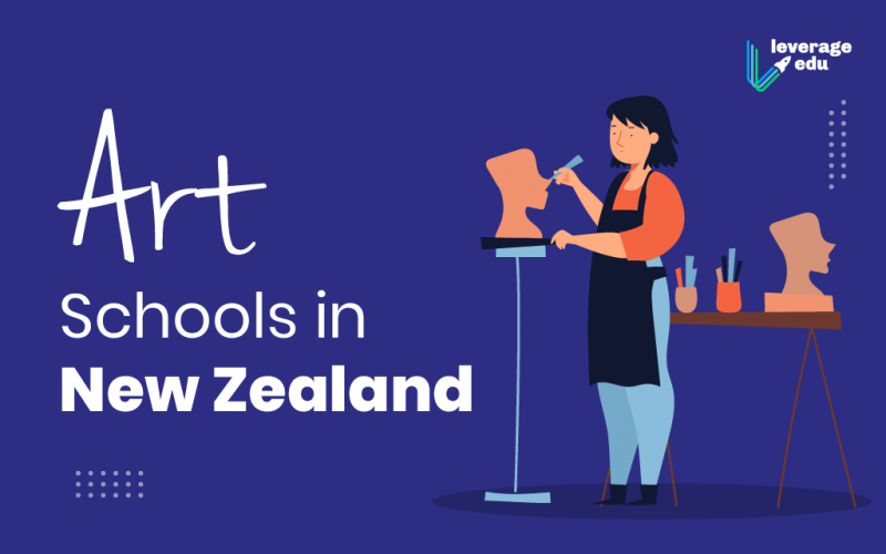 Art Schools in New Zealand