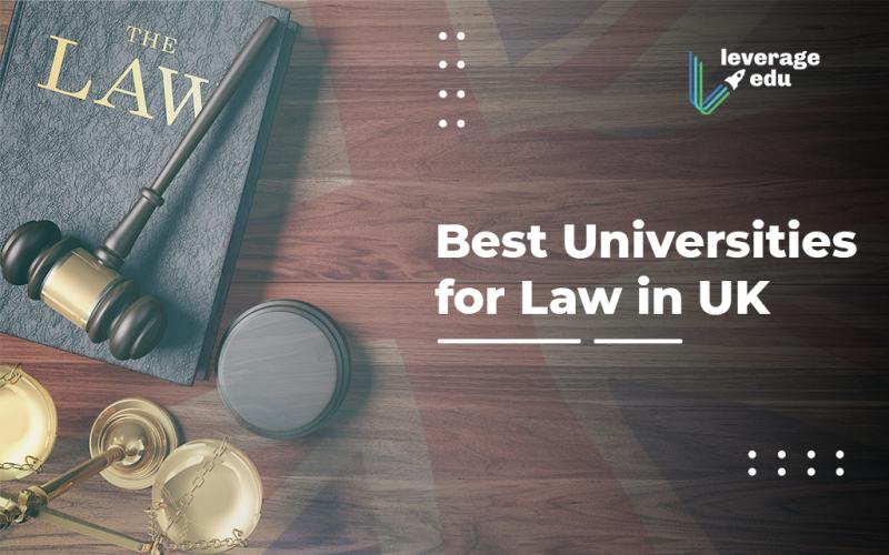 Best Universities for Law in UK