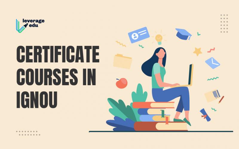 Certificate Courses in IGNOU