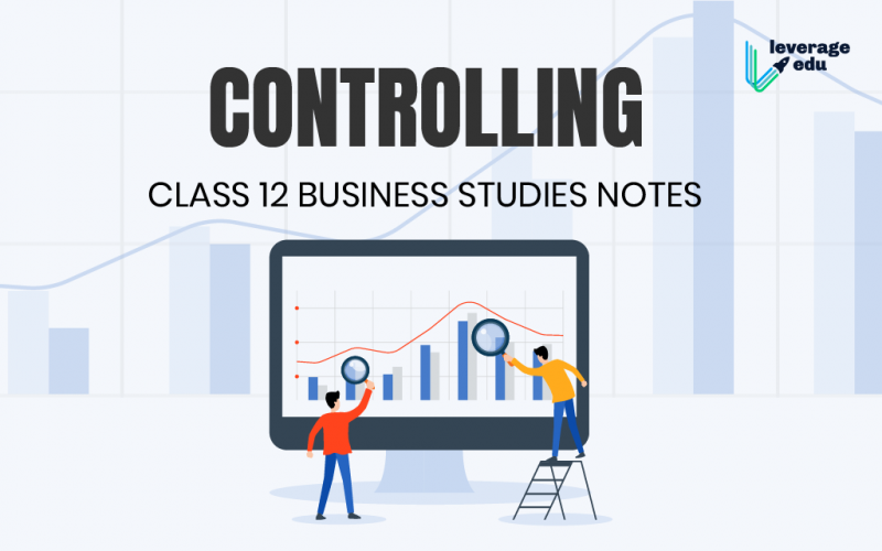 Controlling Class 12 Business Studies Notes