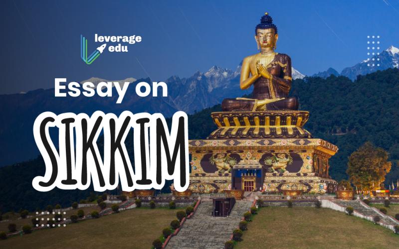 Essay on Sikkim
