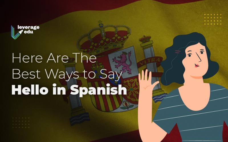Hello in Spanish